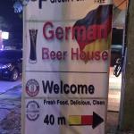 """German Beer House """"Green Fox"""""""