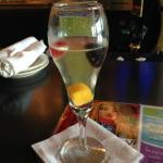 Hummingbird happy hour drink