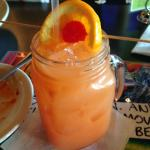 Duval Street Punch happy hour drink