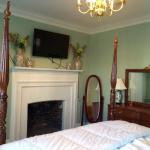 Bourbon loft - bedroom