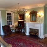 Bourbon loft - entry hall downstairs