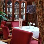Inside of the Tea Room