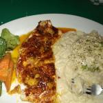 Blackened Grouper!