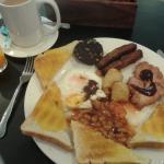 Belly Buster Breakfast