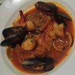Snapper seafood stew