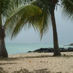 plage devant Ti Paradis