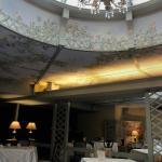 Restaurant/Breakfast downstairs