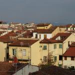 ESta es la vista desde la Terraza del Hotel Rapallo