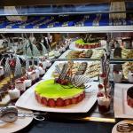 Le buffet des desserts....