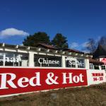 Red & Hot in Hatlane, Alesund
