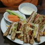 Clubhouse and Veggies, Denny's  |  5011 25 Avenue NW, Edmonton, Alberta T6L 7A7, Canada