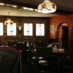 Restaurant Interior, Jeveli's Restaurant  |  387 Chelsea St, Boston, MA 02128