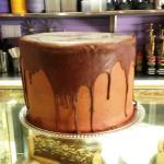 A cake as big as Texas!