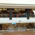 Upper Level of DIA Food Court