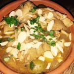 Moroccon  dish