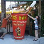Rum Runners Island Bar Foto