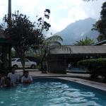 Hot Spring Pesona Sibayak View