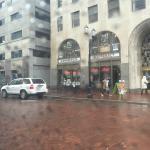 Outside Giorgio's