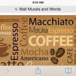 Finest Coffee menu in Prince George