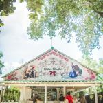 White Rabbit restaurant at Hawaii beach, Sihanoukville