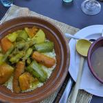 Couscous vegetarien