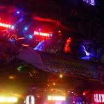 Night Lights de la vie en Bangla Road