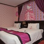 Princess Kitty Room