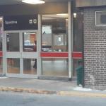 Entrada al Subway