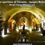 Spartan Museum of Taranto - Hypogeum Bellacicco