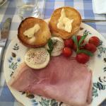 Petit déjeuner Anglais 1
