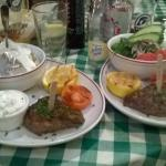 Steak at O'Leary's