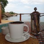 coffee on deck