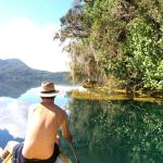 Laguna Miramar, increible!
