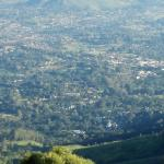 View of Zomba Town from Queens View