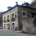 El Hotel y restaurante
