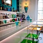 Amazing cocktail bar