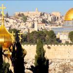 Jerusalem Always in My Heart!