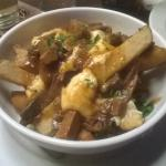 Pot roast poutine