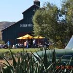 Dierberg Winery in Santa Rita Hills. Great way to close out the day!