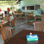 Warung pondok table view