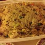 Jimmy's special Fried Rice