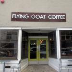 Flying Goat Coffee, Healdsburg, Ca