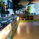 Cafe/Restoran Area