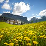 Spring Time in the Dolomites