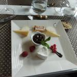 assiette fromage
