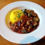 Vegtable Stew with Rice