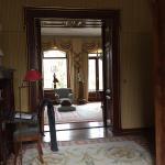 View through the apartment.