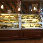 Perkins - Bakery case
