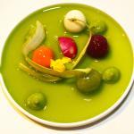 salade liquide de printemps