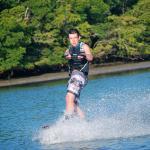 Wakeboarding fun!